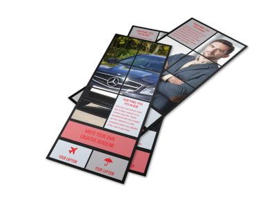 Luxury Vehicles Flyer Template