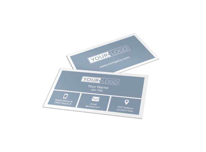 Total Beauty Skin Care Business Card Template Preview 1