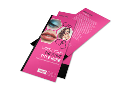 Makeup Professionals Flyer Template