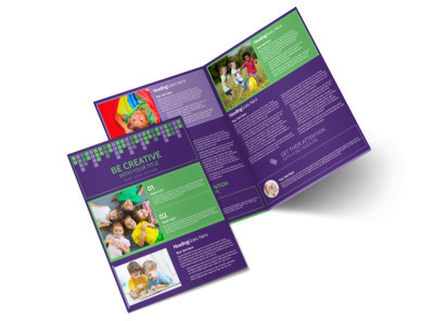 Child Care Templates MyCreativeShop - Daycare brochure template