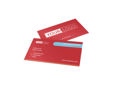 Early Start Daycare Business Card Template preview