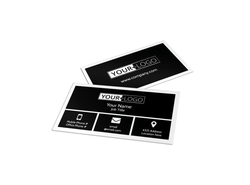 Creative Tattoo Artist Business Card Template