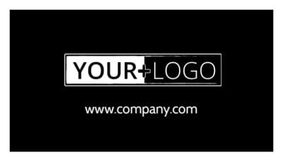 Creative Tattoo Artist Business Card Template Preview 2