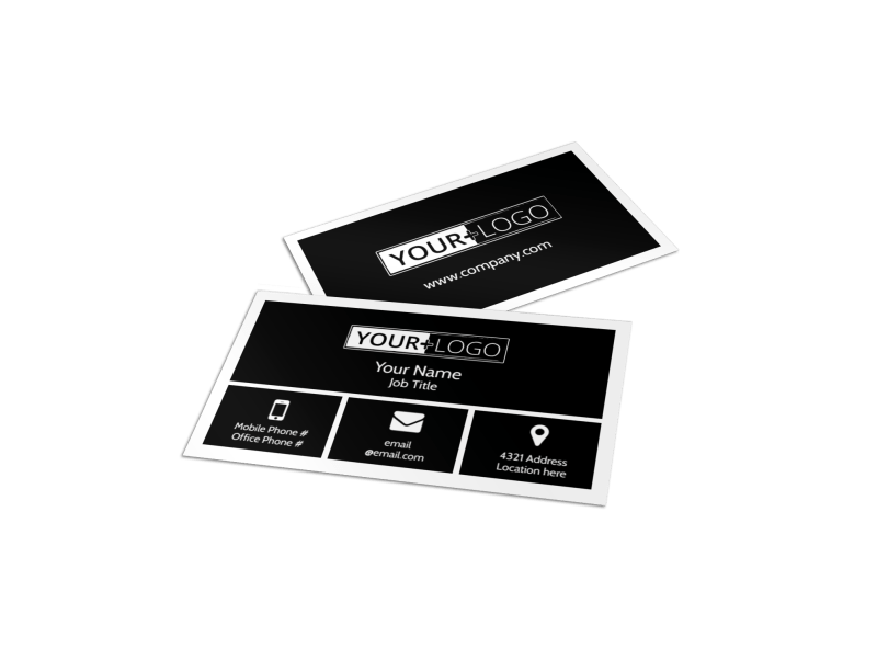 Creative Tattoo Artist Business Card Template Preview 1