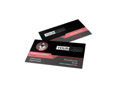 Custom Ink Tattoos Business Card Template