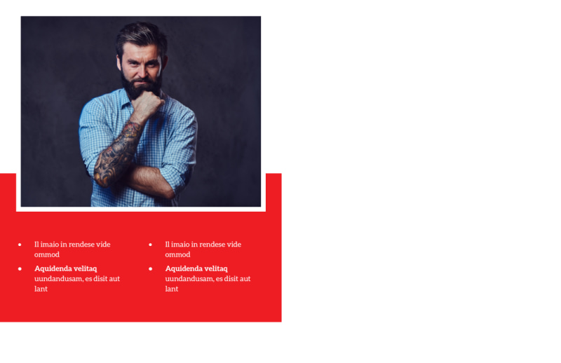 Creative Ink Tattoos Postcard Template Preview 3