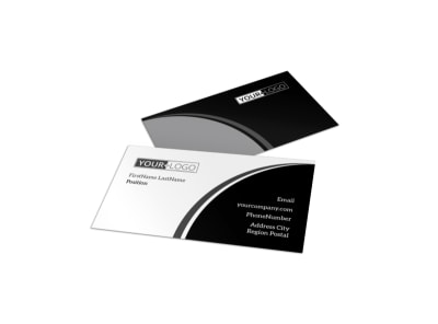 Creative Ink Tattoos Business Card Template preview