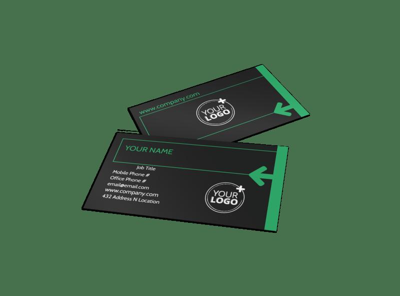 Child Development Center Business Card Template Preview 1