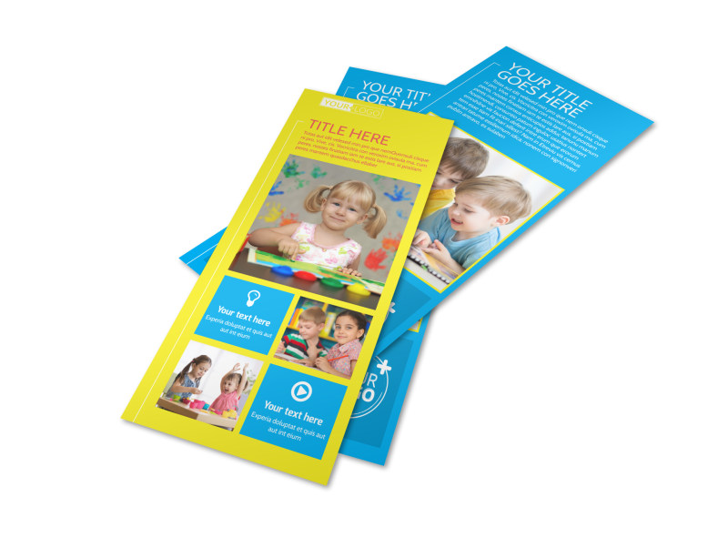Bright Futures Learning Center Flyer Template Preview 4