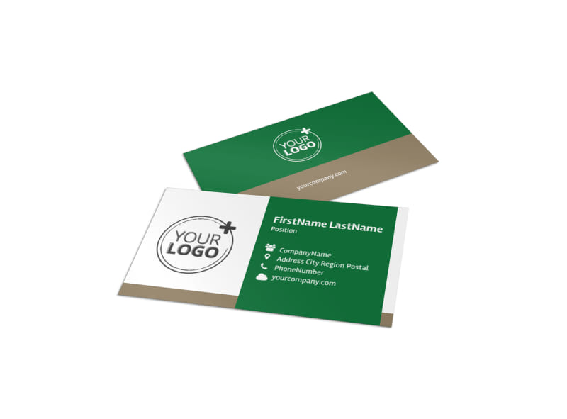 Food co op business card template mycreativeshop food co op business card template cheaphphosting Images