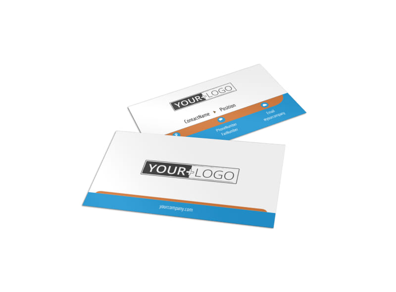 Hot Coffee Shop Business Card Template