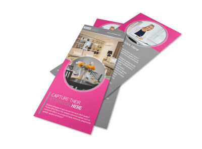 Interior Designers & Decorators Flyer Template