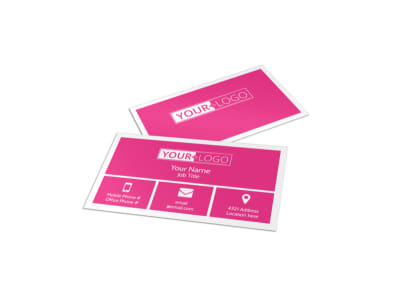 Interior Designers & Decorators Business Card Template