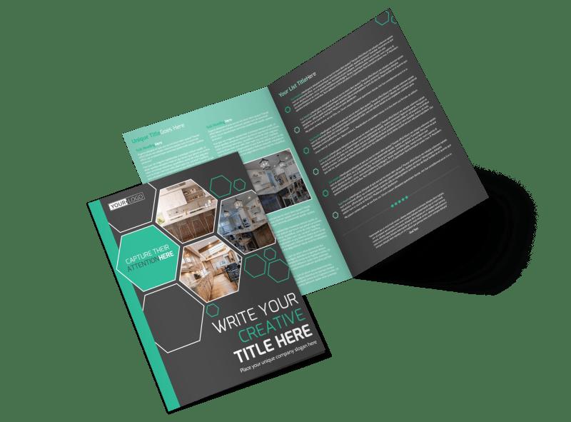 Kitchen Design Consultants Brochure Template Preview 1