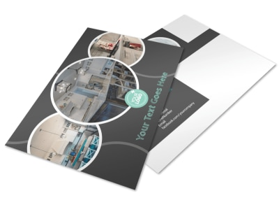 Kitchen Remodeling Postcard Template preview