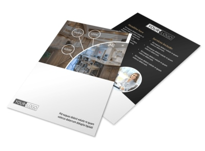 Kitchen Redesign Experts Flyer Template preview