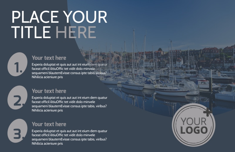 Boat & Watercraft Insurance Postcard Template Preview 2