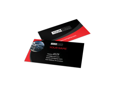 Auto Owners Insurance Business Card Template preview