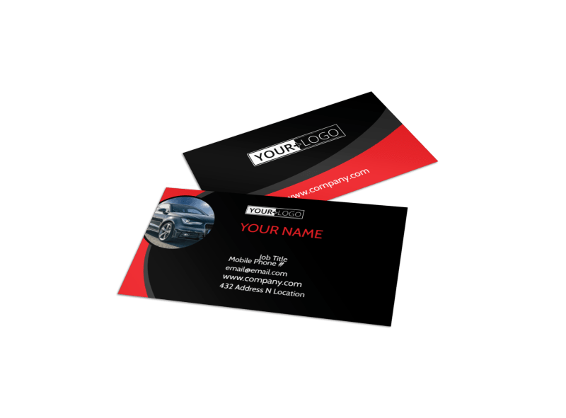 Auto Owners Insurance Business Card Template Preview 1