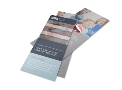 Quality Dentist Flyer Template