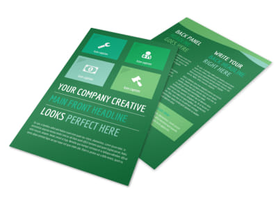 Healthy Diet Specialists Flyer Template