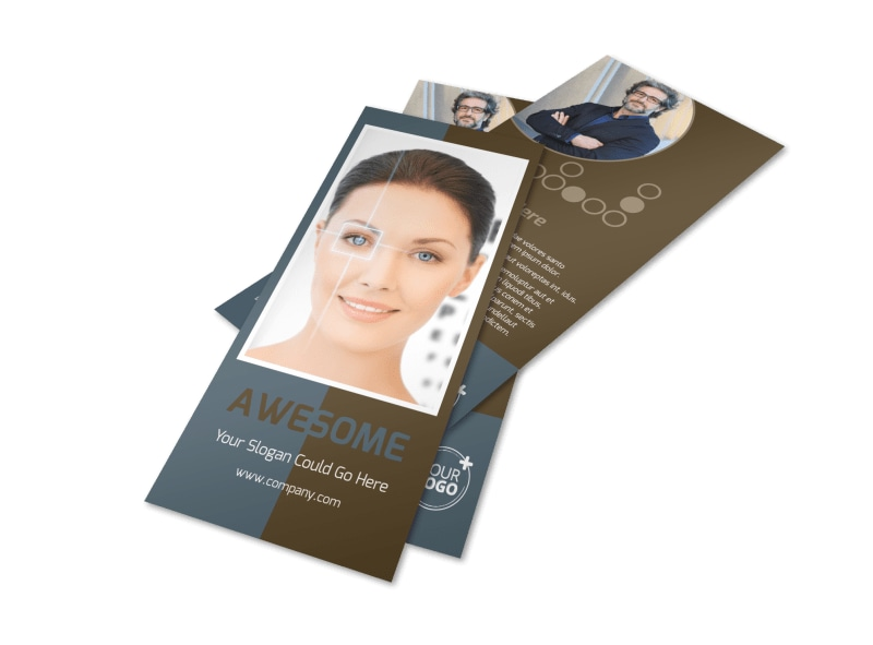 Vision Center Eye Doctor Flyer Template