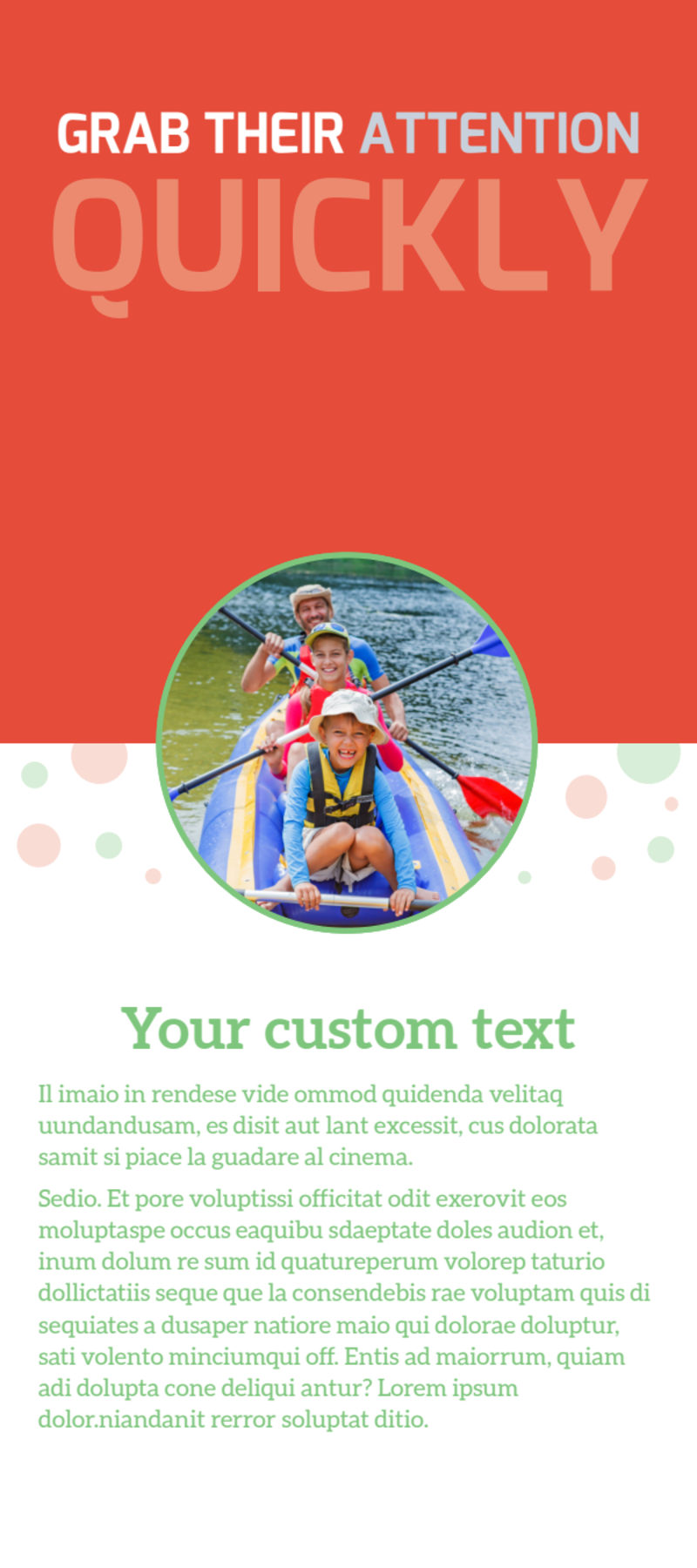Awesome Summer Camp Flyer Template Preview 2