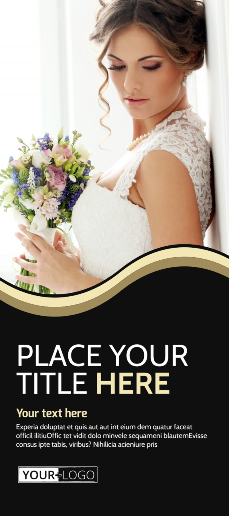 Memories Wedding Photography Flyer Template Preview 2