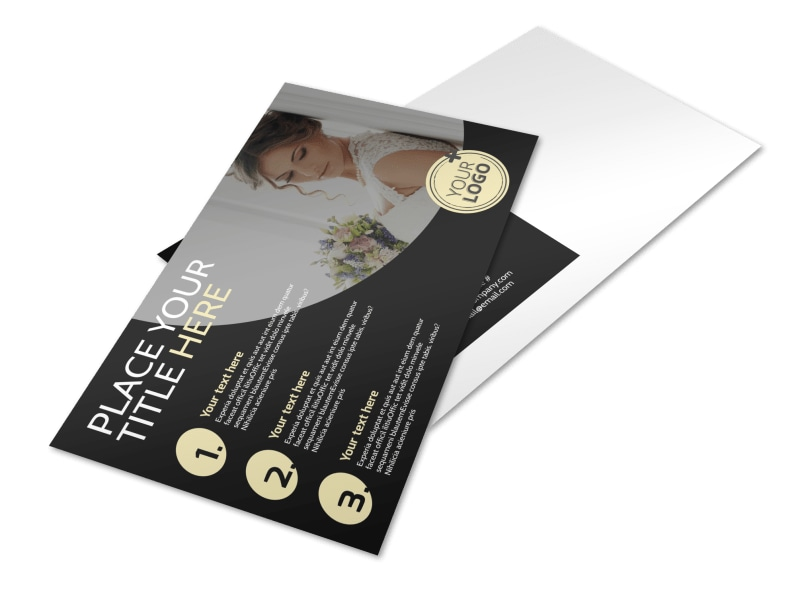 Memories Wedding Photography Postcard Template  Mycreativeshop