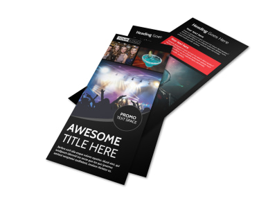 Popular Night Club Flyer Template