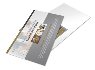 Valley Veterinary Clinic Postcard Template