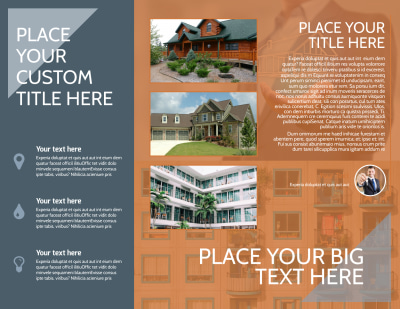 Rental Property Management Brochure Template Preview 2