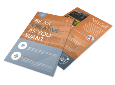 Property Management Flyer Templates Template Preview