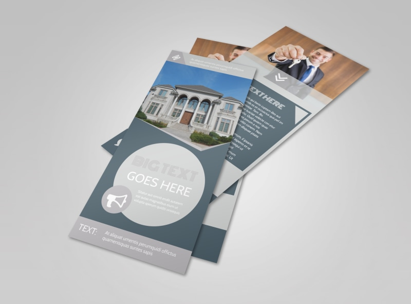 Property Management Specialists Flyer Template Preview 4