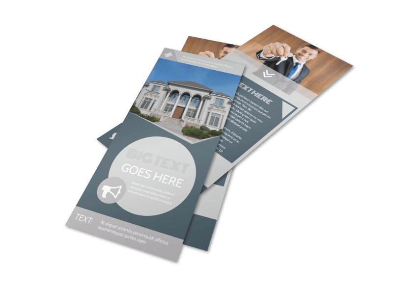 Property Management Specialists Flyer Template Preview 1