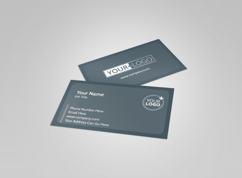 Property Management Specialists Business Card Template