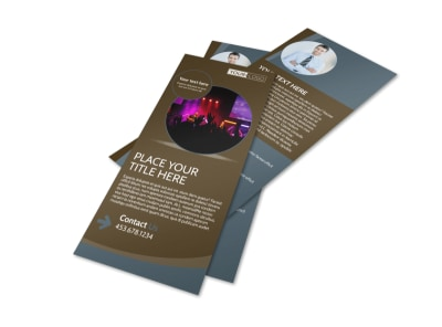 Christian Events & Conferences Flyer Template