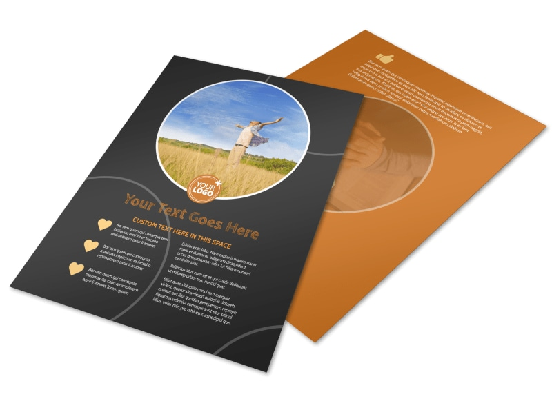 Christian Conference Center Flyer Template | MyCreativeShop