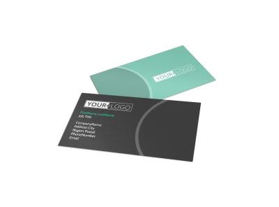 Hotel & Lodging Business Card Template preview