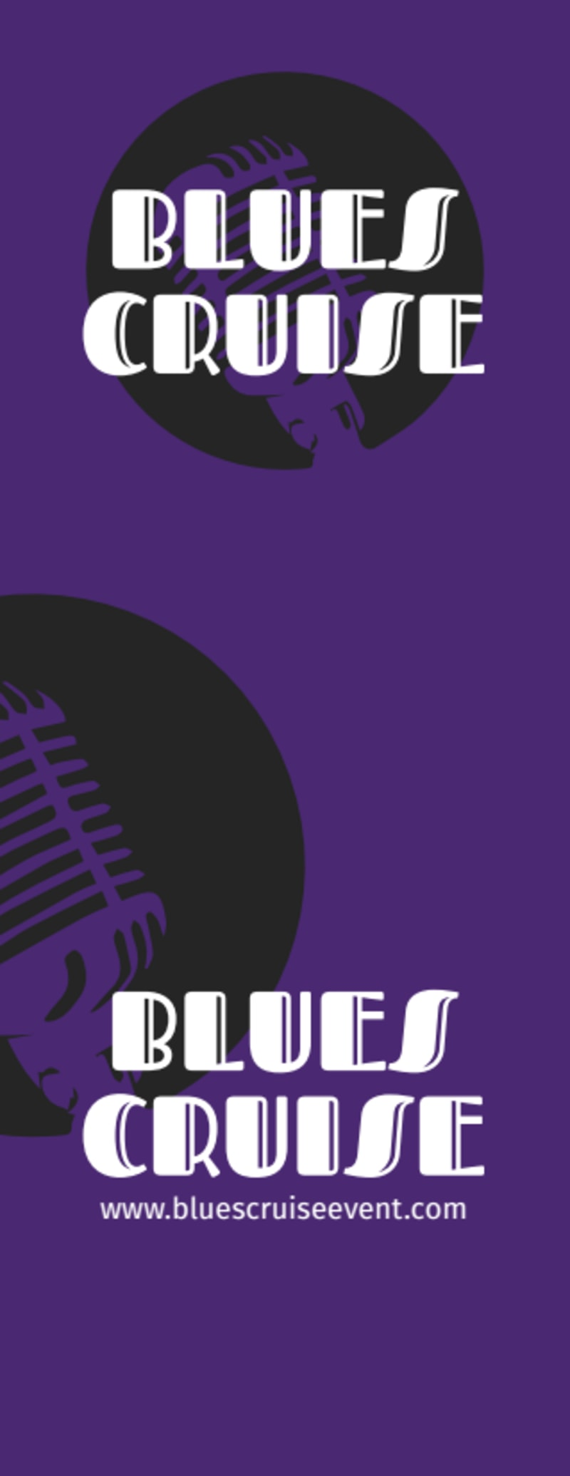 Blues Cruise Ticket Template Preview 3