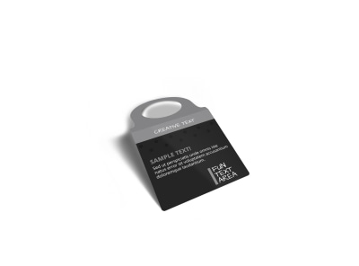 Generic Bottle Tag Template 15894
