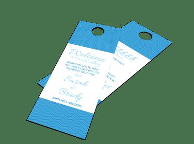 Custom Door Hangers | 250+ Templates Template Preview