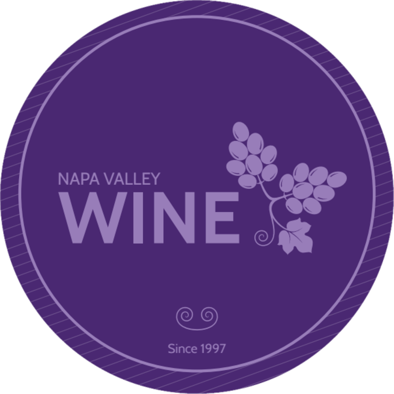 Napa Valley Wine Coaster Template Preview 2