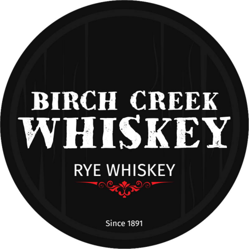 Birch Creek Whiskey Coaster Template Preview 2