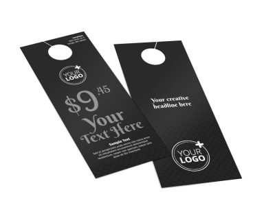 Generic Door Hanger Template 16185