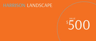Harrison Landscape Gift Certificate Template Preview 2