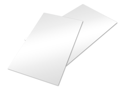 Blank Canvas Postcard Template preview