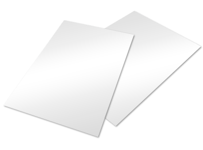 Blank Canvas Letterhead Template preview
