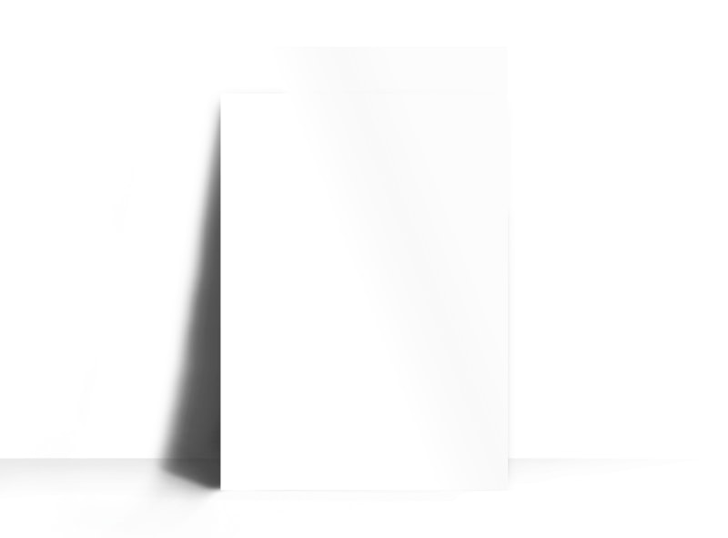 Blank Poster Templates | MyCreativeShop