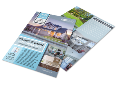 Real Estate Flyers Template Preview